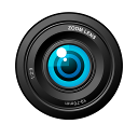 talking camera icon